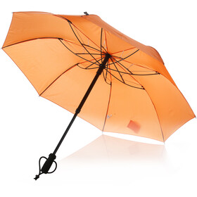 EuroSchirm teleScope handsfree Umbrella orange